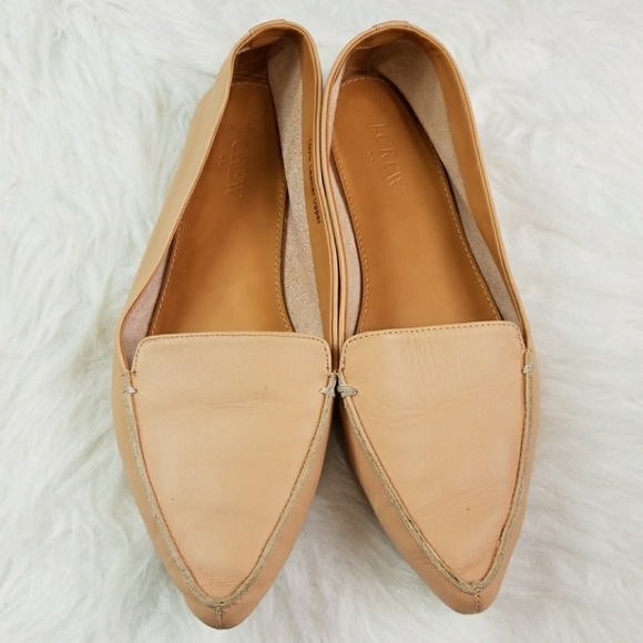 0b4cfda0ebe J. Crew Factory Shoes - J. Crew Factory Edie leather loafers